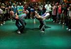 занятия уличными танцами в москве